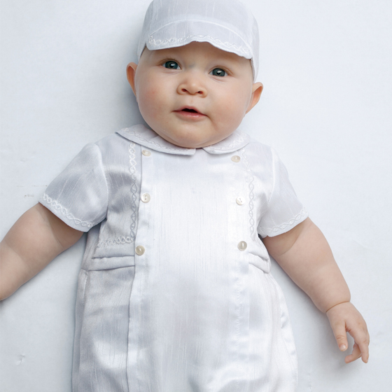 Sarah Louise Boys Christening Suit 2226