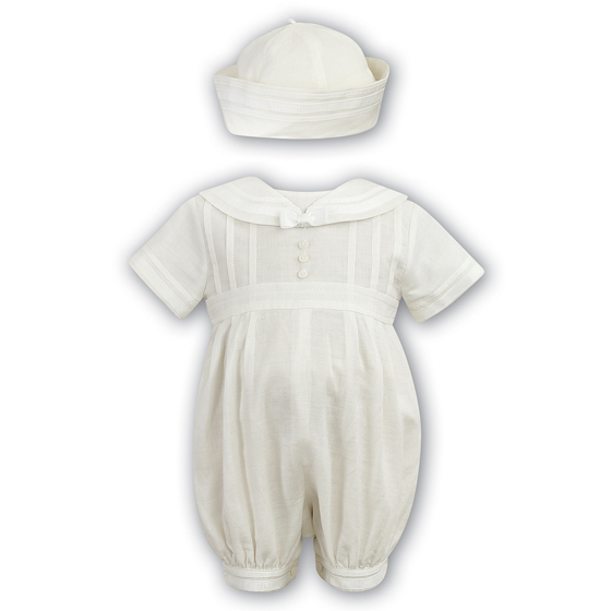 Sarah Louise Boys Christening Suit 2235