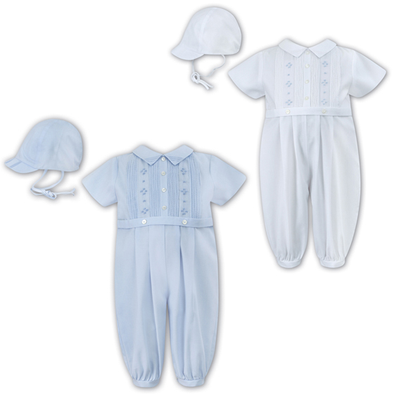 Sarah Louise Boys Christening suit 10846S