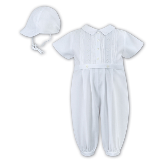 Sarah Louise Boys Christening Suit 10698