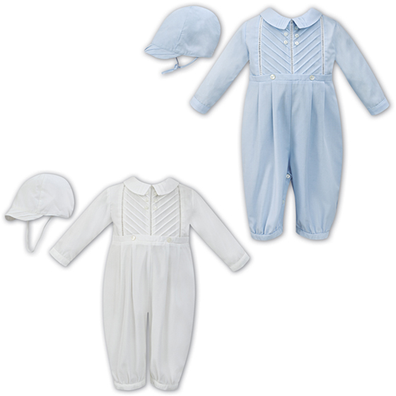 Sarah Louise Boys Christening Suit 011250
