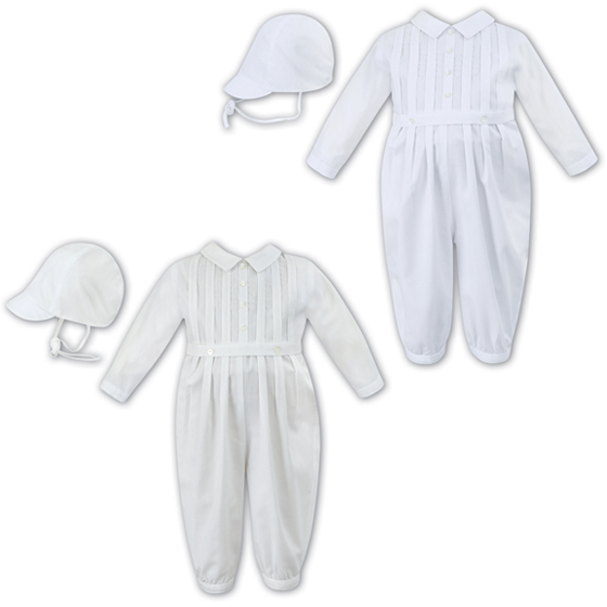 Sarah Louise Boys Christening Suit 011251