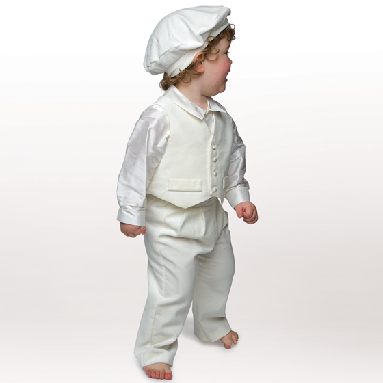 Little Darlings Christening Suit A5202