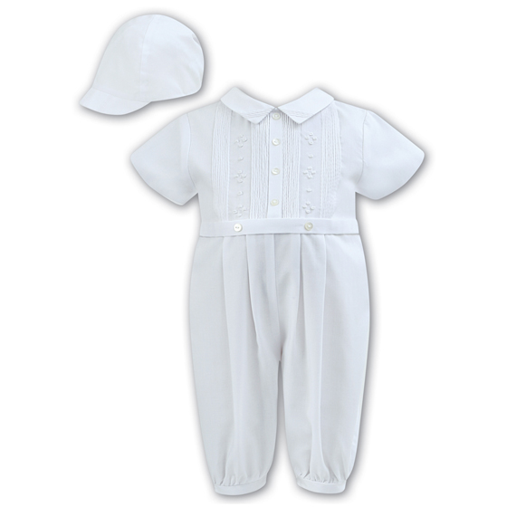 Sarah Louise Boys Christening Suit 11044