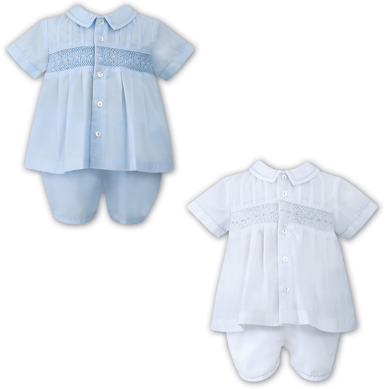 Sarah Louise Boys Christening Suit 11046