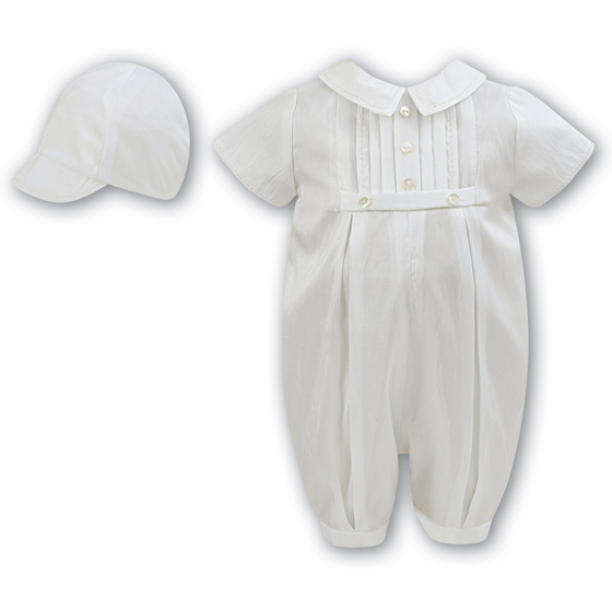 Sarah Louise Boys Christening Suit 2228