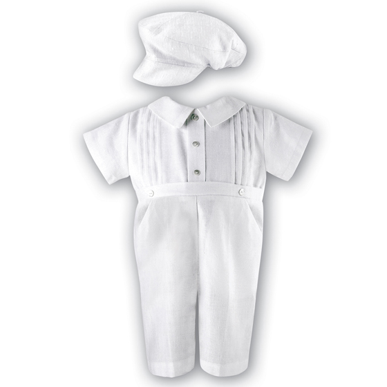 Sarah Louise Boys Christening suit