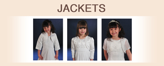 Communion Jackets in London