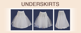Communion Underskirts in London