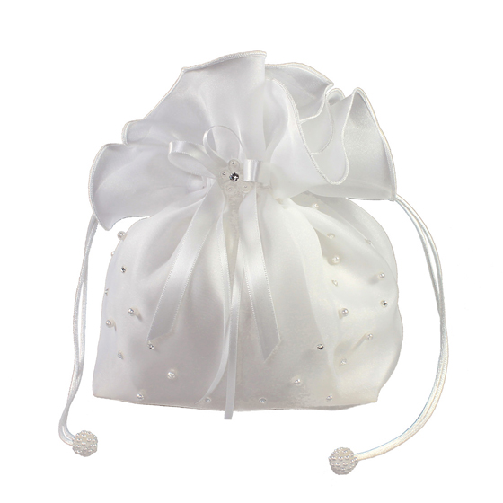 Linzi Jay Communion Dolly Bag LD17