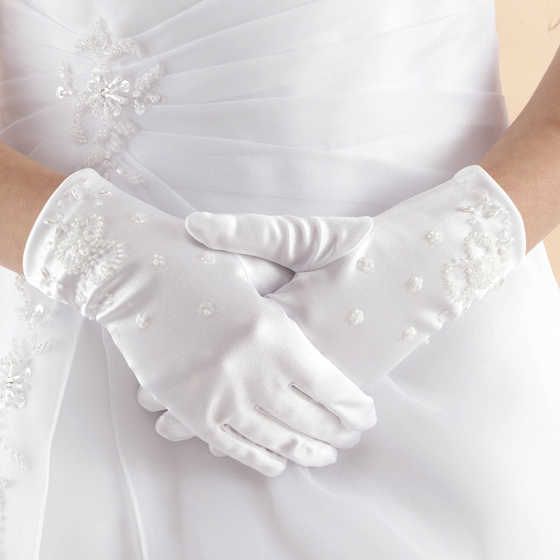 Linzi Jay Communion Gloves LG42