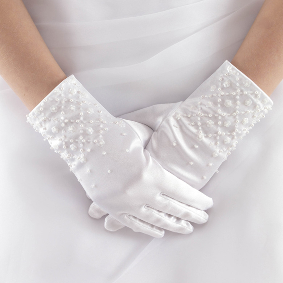 Linzi Jay Communion Gloves LG43