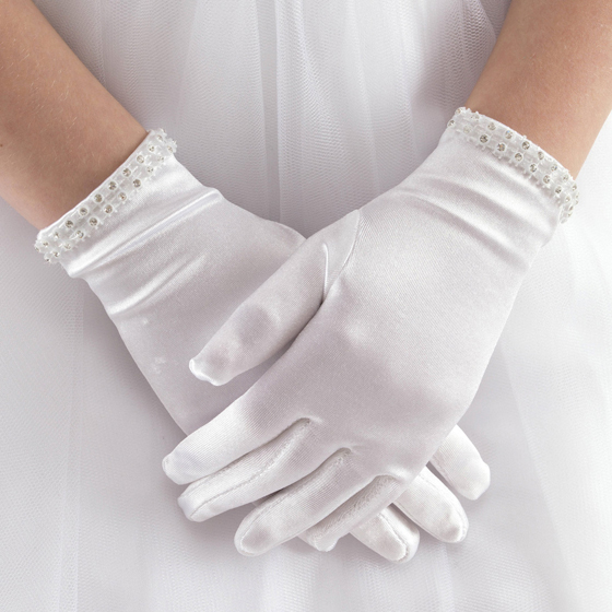 Linzi Jay Communion Gloves LG55