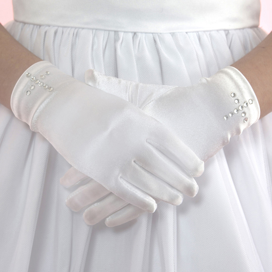 Linzi Jay Communion Gloves LG57