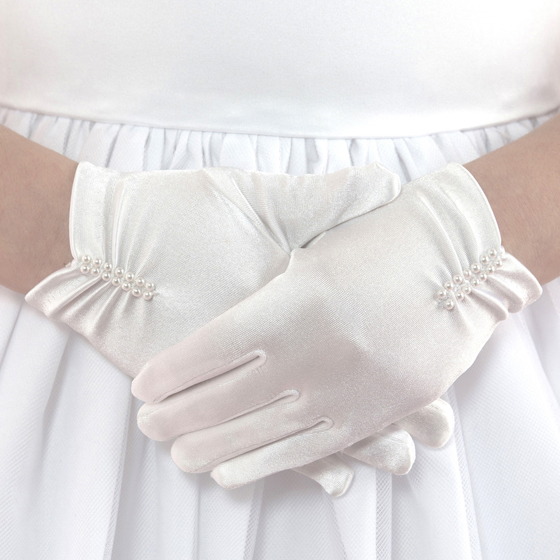 Linzi Jay Communion Gloves LG59
