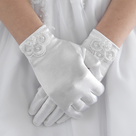 Linzi Jay Communion Gloves LG63