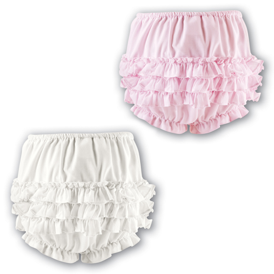 Sarah Louise Frilly Panties - 3760