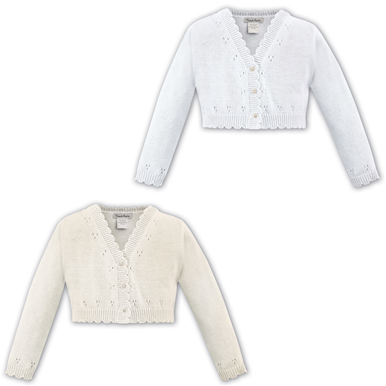 Sarah Louise Girls Bolero 6703