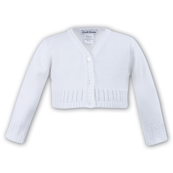 Sarah Louise Girls Cardigan 6705