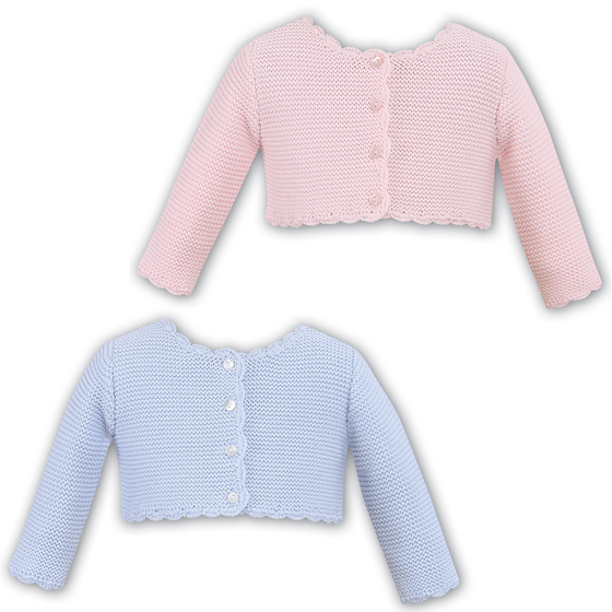 Sarah Louise Girls Cardigan 6719