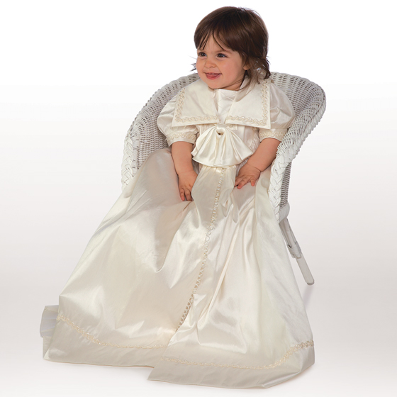 Christening Gown - Charlie G206