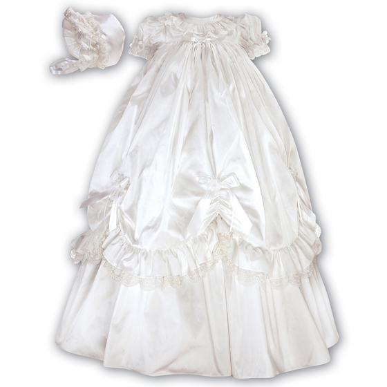 Sarah Louise Christening Gown - 1144SN
