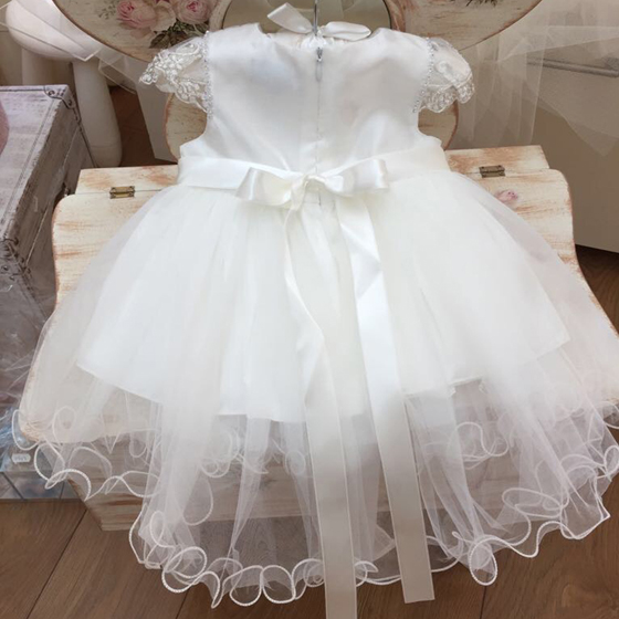 CT123045 Coute Tot Christening Dress