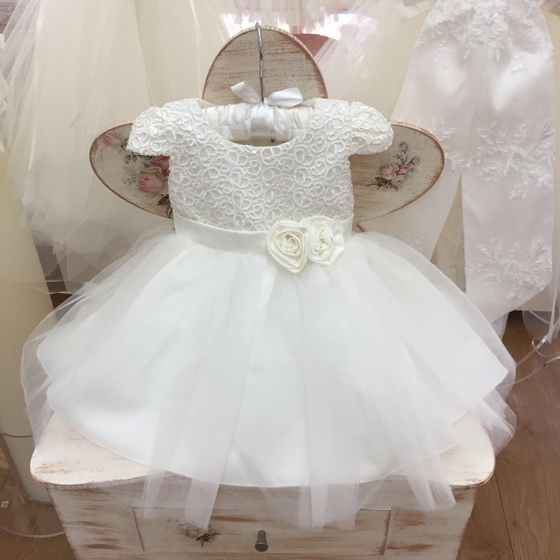 CT152 Coute Tot Christening Dress