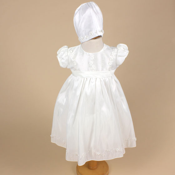 CT609009 Christening Dress